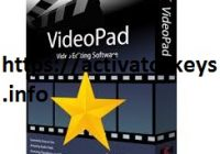 VideoPad Video Editor Crack.