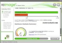 Reimage PC Repair 2020 Crack With Activation Key Free Download